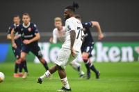 Babak Pertama Selesai, AC Milan Sama Kuat dengan Red Star Belgrade