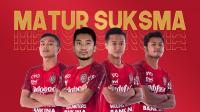 Jelang Piala Menpora 2021, Bali United Lepas 4 Pemain