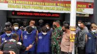 Lagi di Hotel Bersama Wanita, 2 Bandit Bersajam Solo Diringkus Polisi