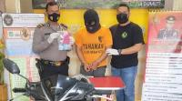 Viral Penjambretan Kalung terhadap Wanita, Pelaku 3 Kali Beraksi dalam Seminggu