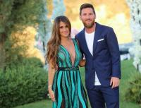 Lionel Messi Beri Kejutan Manis untuk Antonella Roccuzzo yang Berulang Tahun