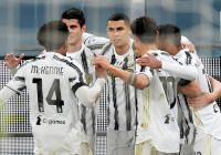 Meski Tercecer, Juventus Belum Kibarkan Bendera Putih di Liga Italia