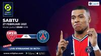 Saksikan Live Streaming PSG vs Dijon di RCTI+