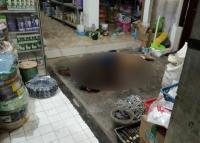 Pemilik Toko Kelontong Tewas Dengan Kepala Terbungkus Sarung