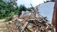 120 Rumah Rusak Akibat Pergerakan Tanah di Purwakarta