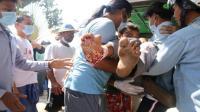 Hari Ini, Korban Tewas Demonstrasi Myanmar Bertambah Jadi 7 Orang