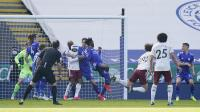 Babak Pertama Usai, Arsenal Ungguli Leicester City 2-1