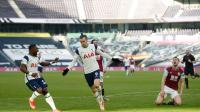 Gareth Bale Dua Gol, Tottenham Bantai Burnley 4-0