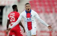 Kylian Mbappe Cetak Brace, PSG Gulingkan Dijon 4-0