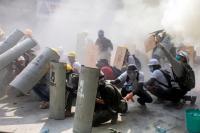 Dewan HAM PBB: 18 Tewas dalam Kerusuhan di Myanmar