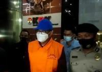 Nurdin Abdullah Isolasi Mandiri di Rutan Gedung Lama KPK