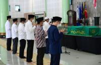 Melayat Jenazah Artidjo, Jokowi: Beliau Penegak Hukum yang Jujur dan Berintegritas