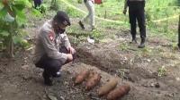 Evakuasi 8 Bom Roket Aktif di Kebun Warga Ponorogo Berlangsung Dramatis