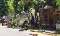 Ledakan Keras Rusak Rumah Warga di Aceh