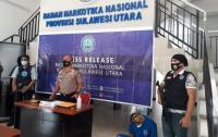 Kantongi Sabu, Sopir Truk Lintas Provinsi Ditangkap