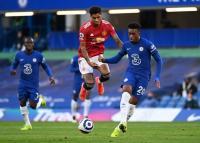 Skor Kacamata Hiasi Laga Chelsea vs Man United di Babak Pertama