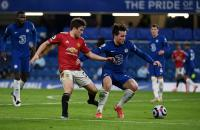 Laga Chelsea vs Man United Berakhir Tanpa Gol