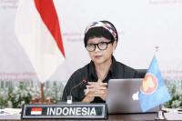 Pertemuan Khusus Menlu ASEAN, Indonesia Serukan Penghentian Kekerasan di Myanmar