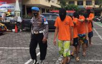 6 Pemuda Terlibat Tawuran di Yogyakarta Ditangkap, 4 Lainnya Masih Buron