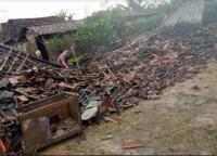 Kisah Mbah Kliwon, Kakek 80 Tahun yang Selamat saat Tertimpa Bangunan dan Puting Beliung