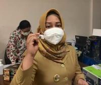 Vaksinasi Tahap II di Kota Mojokerto Berlanjut untuk Para Pedagang Pasar