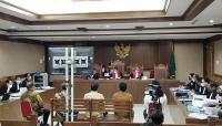 Sekjen dan Pejabat Kemensos Bersaksi di Sidang Suap Bansos Covid-19