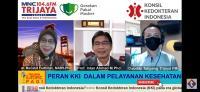"""Hot Topic Pagi"" Radio MNC Trijaya: Kenali Lebih Dekat Peran Konsil Kedokteran Indonesia"