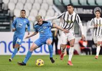 Gol Dianulir, Juventus vs Spezia Masih 0-0 di Babak Pertama
