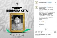 Pesepakbola Legenda Persebaya Surabaya Budi Johanis Meninggal Dunia