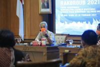 Gubernur Jateng: Sampai Hari Ini Tidak Ada Lagi Zona Merah Covid-19