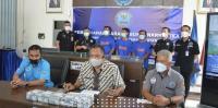Banyak Utang & Gagal Terpilih, Mantan Anggota DPRD Selundupkan 5 Kg Sabu