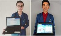 2 Mahasiswa ITS Gunakan Membran Anorganik Kurangi Emisi Karbondioksida