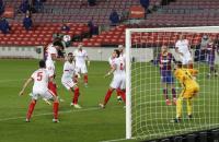 Dramatis, Laga Barcelona vs Sevilla Lanjut ke Perpanjangan Waktu