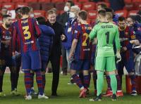 Barcelona Lolos Dramatis ke Final Copa del Rey, Koeman: Kami Selalu Percaya