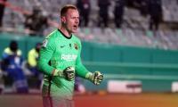 Lolos ke Final Copa del Rey, Ter Stegen Bersyukur Bisa Gagalkan Penalti