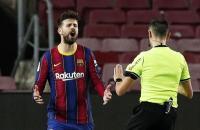 Lenglet Sanjung Pique sebagai Penyelamat Barcelona di Laga Kontra Sevilla