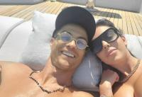 Pakai Bikini, Georgina Rodriguez dan Antonela Roccuzzo Mesra dengan Kekasih