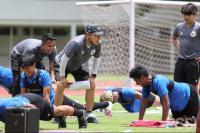 Laga Timnas Indonesia U-23 vs PS Tira Persikabo Batal, Netizen: Cita-Cita Juara Piala Dunia