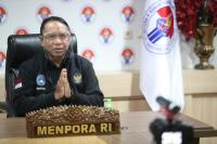 Bantu PSSI, Menpora Lega Izin Laga Uji Coba Timnas Indonesia U-23 Telah Keluar