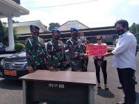 Viral Mobil Berplat TNI Bodong, Denpom: Motifnya untuk Gaya-gayaan