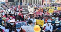 AS Blokir Upaya Junta Myanmar Tarik Dana Rp14 Triliun dari Bank Sentral AS