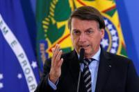 """Terus Remehkan Pandemi Covid-19, Gubernur Brasil Sebut Bolsonaro """"Orang Gila"""""""