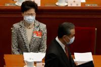 China Akan Rombak Sistem Pemilu Hong Kong