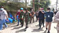 Pantau Potensi Kerumunan, Satgas Covid-19 Sidak ke Lokasi KLB Partai Demokrat