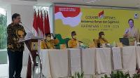 Airlangga Hartarto Sebut Program Golkar Institute Bakal Terus Dilanjutkan