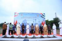 Pembangunan Masjid Agung Sheikh Zayed di Solo Resmi Dimulai