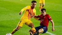 Hasil Liga Spanyol: Barcelona Jungkalkan Osasuna, Sevilla Kalah dari Elche