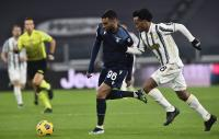 Cristiano Ronaldo Cadangan, Juventus vs Lazio Imbang di Babak Pertama