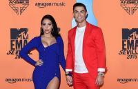 Mesra, Georgina Rodriguez Siapkan Makanan Penuh Cinta untuk Cristiano Ronaldo
