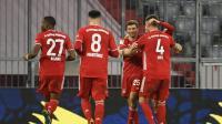 Lewandowski Hattrick, Bayern Munich Gulung Borussia Dortmund 4-2